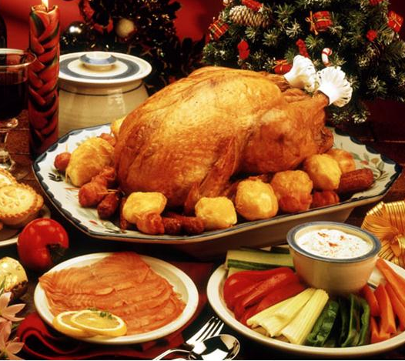 Copy of christmas dinner Two