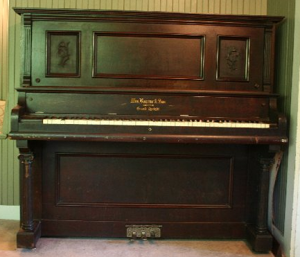 Copy of old-time piano