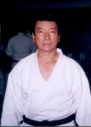 (Masataka is now a 9th Dan, and Vice-Director of the International Goju-Ryu Association.)